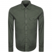 Belstaff Steadway Shirt Green