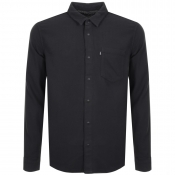 Levis Long Sleeved Line 8 One Pocket Shirt Black