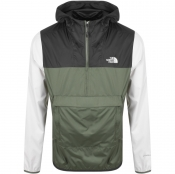 The North Face Fanorak Jacket Green
