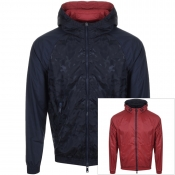 Emporio Armani Reversible Jacket Navy