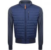 Parajumpers Full Zip Elliot Jacket Navy