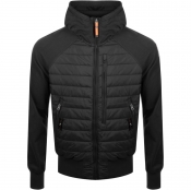 Parajumpers Full Zip Hooded Abel Jacket Black
