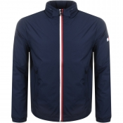 Tommy Hilfiger Nylon Full Zip Jacket Navy