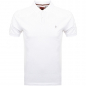 Luke 1977 Billiam Polo T Shirt White