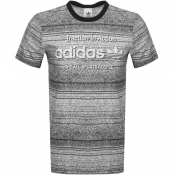 Adidas Originals Traction T Shirt Grey