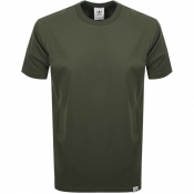 Adidas Originals XBYO T Shirt Green