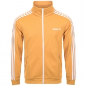 Adidas Originals Beckenbauer Track Top Yellow