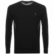 Ralph Lauren Crew Neck Jumper Black