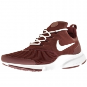 Nike Presto Fly Trainers Burgundy