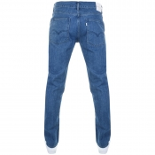Levis Line 8 Slim Straight 511 Jeans Blue