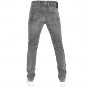 Replay Anbass Hyperflex Jeans Grey