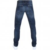 Replay Grover Straight Jeans Blue