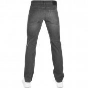 BOSS Green C Maine 1 Regular Fit Jeans Grey