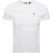 Vivienne Westwood Orb T Shirt White