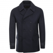 Barbour Carr Jacket Navy