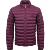 Barbour Templand Quilted Jacket Red