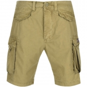 Superdry Core Cargo Lite Ripstop Shorts Green