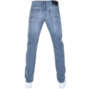Armani Exchange J13 Slim Jeans Blue