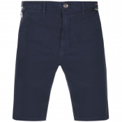 Luke 1977 Tennessee Tailored Chino Shorts Navy