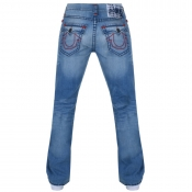 True Religion Ricky Jeans Blue