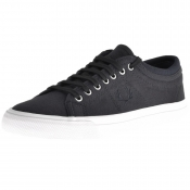 Fred Perry Kendrick Tipped Cuff Shoe Navy