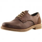 Barbour Bramley Shoes Brown