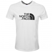The North Face Easy T Shirt White