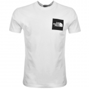 The North Face Fine T Shirt White