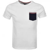 Tommy Hilfiger Carl T Shirt White