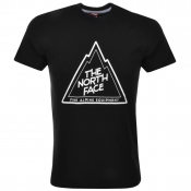 The North Face Red Box T Shirt Black