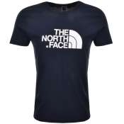 The North Face Easy T Shirt Navy