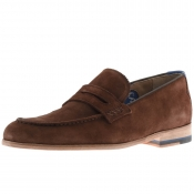 Sweeney London Ashdown Loafer Shoes Brown