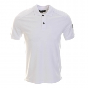 Belstaff Westley Polo T Shirt White