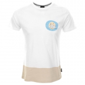 Cuckoos Nest Hope T Shirt White