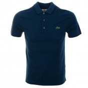 Lacoste Sport Polo T Shirt Blue