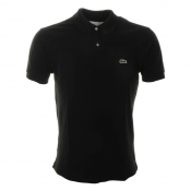 Lacoste Polo T Shirt Black
