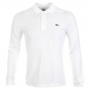 Lacoste Polo T Shirt White