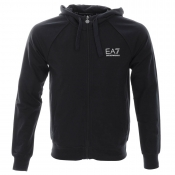 EA7 Emporio Armani Train Hooded Jumper Navy