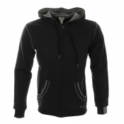 Diesel Brandon Hooded Jumper Black