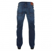 HUGO BOSS Orange 25 Jeans Medium Blue