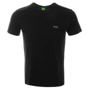HUGO BOSS Green Tee T Shirt Black