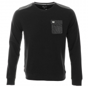 Weekend Offender Anfield Sweatshirt Jumper Black