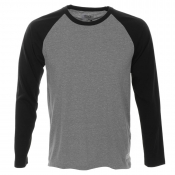 Adidas Originals Climalite Raglan T Shirt Grey