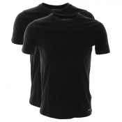 Carhartt Two Pack T Shirts Black