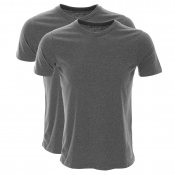 Carhartt Two Pack T Shirts Grey