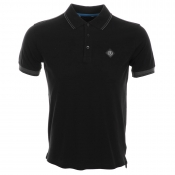 Henri Lloyd Alee Regular Polo T Shirt Black