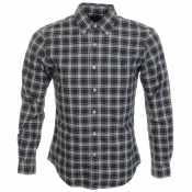 Ralph Lauren Slim Fit Tartan Shirt Green