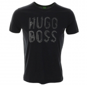 HUGO BOSS Green Teeos T Shirt Navy