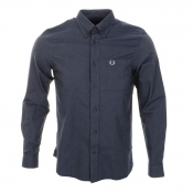 Fred Perry Classic Oxford Shirt Navy