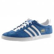 Adidas Originals Gazelle OG Trainers AF Blue
